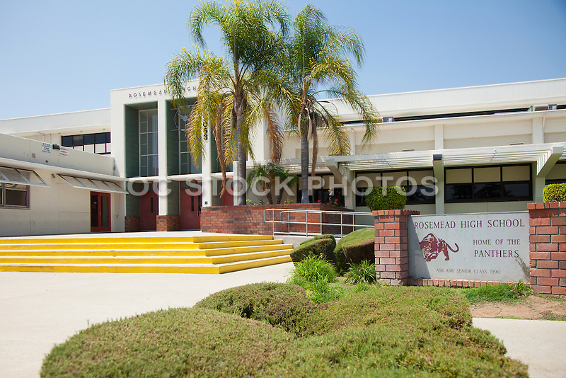 Rosemead High School  Home of the Panthers
