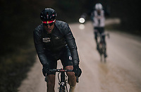 Jens Debusschere (BEL/Lotto-Soudal)<br /> <br /> 12th Strade Bianche 2018<br /> Siena &gt; Siena: 184km (ITALY)