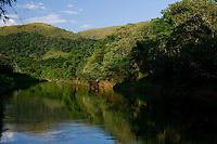 Rio Acima_MG, Brasil..Rio das Velhas em Rio Acima, Minas Gerais...Rio das Velhas in Rio Acima, Minas Gerais...Foto: JOAO MARCOS ROSA / NITRO