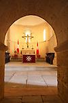 Vera Cruz Church; Segovia; Spain