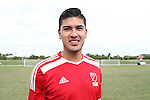 10 January 2016: Tony Alfaro (CS Dominguez Hills). The adidas 2016 MLS Player Combine was held on the cricket oval at Central Broward Regional Park in Lauderhill, Florida.