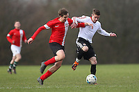 Hackney & Leyton Sunday League 28-02-16