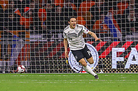 celebrate the goal, Torjubel zum 2:3 von Nico Schulz (Deutschland Germany) - 24.03.2019: Niederlande vs. Deutschland, EM-Qualifikation, Amsterdam Arena, DISCLAIMER: DFB regulations prohibit any use of photographs as image sequences and/or quasi-video.