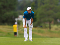 Matthew Fitzpatrick (ENG) on the 5th fairway during Round 1 of the D+D Real Czech Masters at the Albatross Golf Resort, Prague, Czech Rep. 31/08/2017<br /> Picture: Golffile | Thos Caffrey<br /> <br /> <br /> All photo usage must carry mandatory copyright credit     (&copy; Golffile | Thos Caffrey)