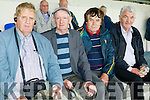 Anthony Scanlon, Sean Hayes and John Regan (Listowel) with John O'Connell (Cahersiveen) pictured at the Kerry v Clare football championship semi-final held at Fitzgerald Stadium, Killarney on Sunday.