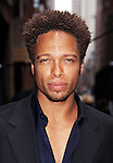Gary Dourdan. of C.S.I. at the CBS Network Upfront,.Tavern on the Green, New York City on 5/16/01