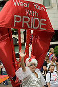 2005 London Gay Pride parade.