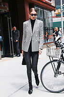 NEW YORK, NY - JUNE 7: Gigi Hadid  seen on June 7, 2018 in New York City. <br /> CAP/MPI/DC<br /> &copy;DC/MPI/Capital Pictures