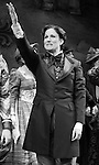 Stephanie J. Block during the Broadway Opening Night Performance Curtain Call for 'The Mystery of Edwin Drood' at Studio 54 in New York City on 11/13/2012