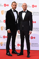 LONDON, UK. May 12, 2019: Bros arriving for the BAFTA TV Awards 2019 at the Royal Festival Hall, London.<br /> Picture: Steve Vas/Featureflash