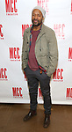 "Leon Addison Brown attends the Meet & Greet for the cast and creative team of  MCC Theater's ""Transfers"" on February 28, 2018 at the Second Stage Rehearsal Studios in New York City."