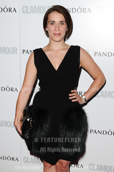 Vicky McLure arriving for the 013 Glamour Women of The Year Awards, Berkeley Square, London. 04/06/2013 Picture by: Steve Vas / Featureflash