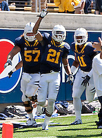 California Bears vs Nevada Wolf Pack, September 1, 2012