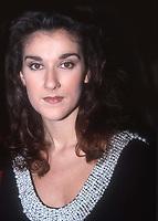 Celine Dion 1987<br /> Photo By John Barrett/PHOTOlink.net / MediaPunch