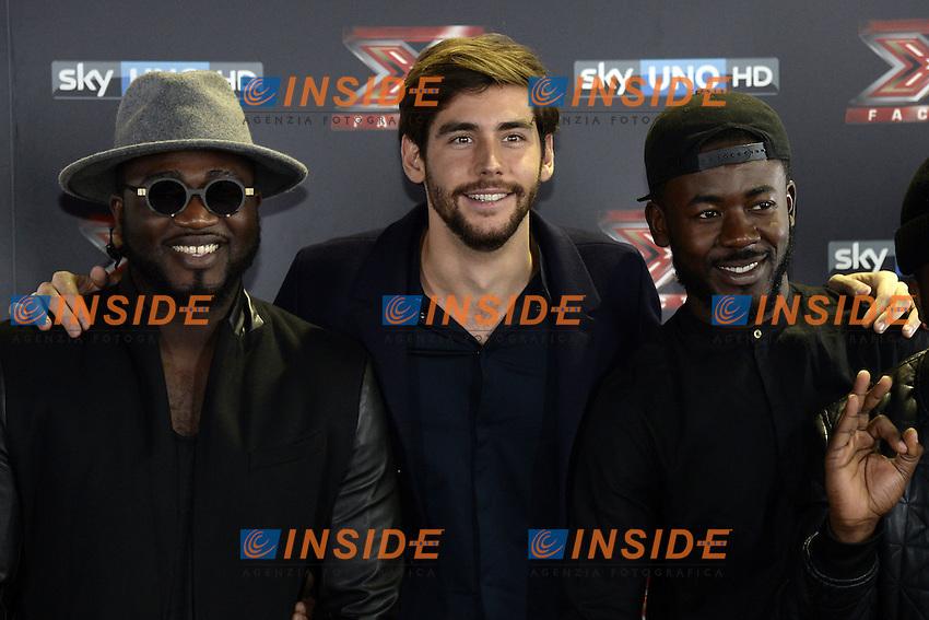 Db Milano 26/10/2016 - photocall trasmissione Tv 'X-Factor' / foto Daniele Buffa/Image/Insidefoto <br /> nella foto: Alvaro Soler