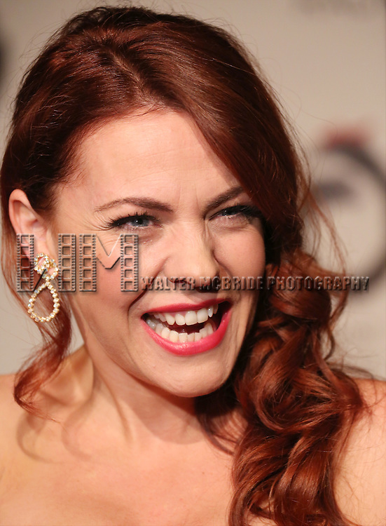 Rachel Tucker attends the Broadway Opening Night After Party for 'The Last Ship' at Pier 60 on October 26, 2014 in New York City.