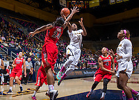 CAL (W) Basketball vs. Arizona, February 14, 2014