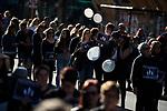 20171125/ Nicolas Celaya - adhocFOTOS/ URUGUAY/ MONTEVIDEO/ CENTRO/ Marcha en conmemoraci&oacute;n por el el D&iacute;a Internacional de Lucha contra la Violencia hacia las Mujeres, en Montevideo<br /> En la foto: Marcha en conmemoraci&oacute;n por el el D&iacute;a Internacional de Lucha contra la Violencia hacia las Mujeres, en Montevideo.  Foto: Nicol&aacute;s Celaya /adhocFOTOS