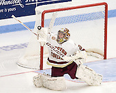 Corinne Boyles (BC - 29) - The Northeastern University Huskies defeated the Boston College Eagles in a shootout on Monday, January 31, 2012, in the opening round of the 2012 Women's Beanpot at Walter Brown Arena in Boston, Massachusetts. The game is considered a 1-1 tie for NCAA purposes.