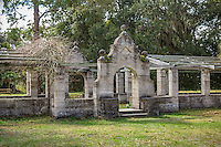 Dungeness Historic District on Cumberland Island National Seashore.