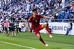 Doan Van Hau of Vietnam reacts during the AFC Asian Cup UAE 2019 Round of 16 match between Jordan (JOR) and Vietnam (VIE) at Al Maktoum Stadium on 20 January 2019 in Dubai, United Arab Emirates. Photo by Marcio Rodrigo Machado / Power Sport Images