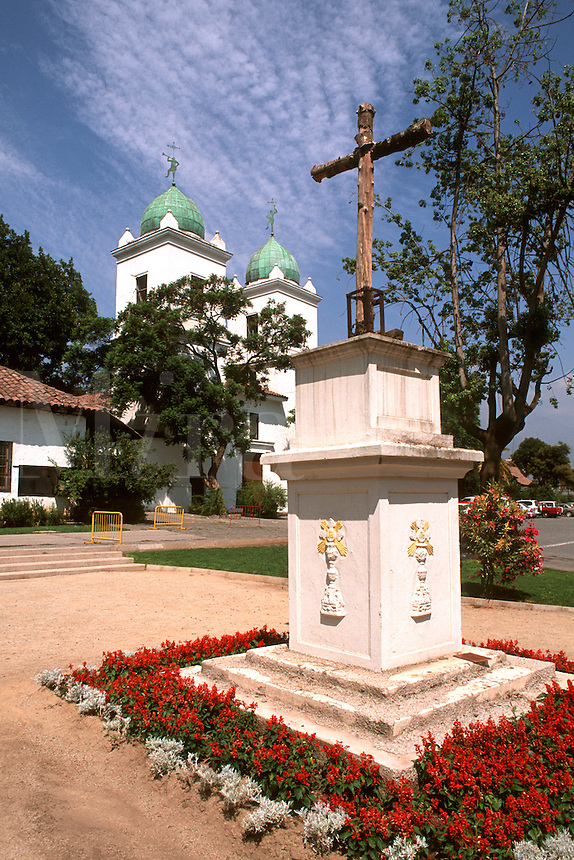 San Vincente Ferrer Cathedral Santiago Chile South America