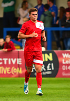 Lincoln City's Jack McMenemy<br /> <br /> Photographer Andrew Vaughan/CameraSport<br /> <br /> Pre-Season Friendly - Gainsborough Trinity v Lincoln City - Saturday 15th July 2017 - The Gainsborough Martin &amp; Co Arena - Gainsborough<br /> <br /> World Copyright &copy; 2017 CameraSport. All rights reserved. 43 Linden Ave. Countesthorpe. Leicester. England. LE8 5PG - Tel: +44 (0) 116 277 4147 - admin@camerasport.com - www.camerasport.com