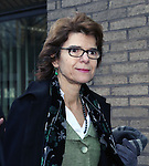 Vicky Pryce - ex wife of Chris Huhne leaves Southwark Crown Court today .....Pic by Gavin Rodgers/Pixel 8000 Ltd  5.2.13