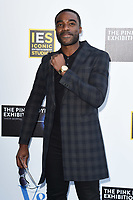 Ore Oduba at the private view of The Pink Floyd: Their Mortal Remains Exhibition at the V&amp;A Museum, London, UK. <br /> 09 May  2017<br /> Picture: Steve Vas/Featureflash/SilverHub 0208 004 5359 sales@silverhubmedia.com