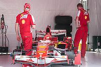 RIO DE JANEIRO; RJ; 10 DE MARÇO 2013 - O piloto de Fórmula 1, Felipe Massa, durante o TNT Street Race no circuito no Aterro do Flamengo, no Rio de Janeiro, RJ, neste domingo (10). FOTO: NÉSTOR J. BEREMBLUM - BRAZIL PHOTO PRESS. .