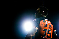 Picture by Alex Whitehead/SWpix.com - 27/04/2018 - Rugby League - Betfred Super League - Castleford Tigers v Wakefield Trinity - Mend-A-Hose Jungle, Castleford, England - Castleford's Jesse Sene-Lefao.