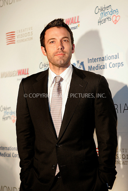 WWW.ACEPIXS.COM . . . . . ....February 18 2009, LA....Actor Ben Affleck attends the 'Children Mending Hearts' charity event at the House of Blues on February 18, 2009 in Los Angeles, California....Please byline: JOE WEST - ACEPIXS.COM....Ace Pictures, Inc:  ..(212) 243-8787 or (646) 679 0430..e-mail: picturedesk@acepixs.com..web: http://www.acepixs.com
