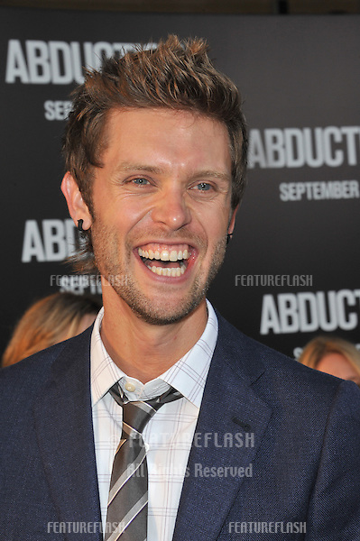 """Singer Andrew Allen at the world premiere of """"Abduction"""" at Grauman's Chinese Theatre, Hollywood..September 15, 2011  Los Angeles, CA.Picture: Paul Smith / Featureflash"""