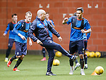 Mark Warburton and Harry Forrester