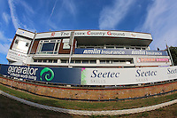 General view of the pavilion during Essex CCC vs Glamorgan CCC, Specsavers County Championship Division 2 Cricket at the Essex County Ground on 13th September 2016