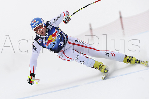 17 01 2012  FIS Ski downhill World Cup for men  in Kitzbuehel Austria Georg Armed Berger AUT