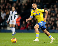 Leeds United's Kemar Roofe in action<br /> <br /> Photographer David Shipman/CameraSport<br /> <br /> The EFL Sky Bet Championship - West Bromwich Albion v Leeds United - Saturday 10th November 2018 - The Hawthorns - West Bromwich<br /> <br /> World Copyright © 2018 CameraSport. All rights reserved. 43 Linden Ave. Countesthorpe. Leicester. England. LE8 5PG - Tel: +44 (0) 116 277 4147 - admin@camerasport.com - www.camerasport.com