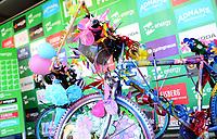 Picture by Simon Wilkinson/SWpix.com - 09/09/2017 - Cycling - OVO Energy Tour of Britain - Stage 7 Hemel Hempstead to Cheltenham - Bike Art