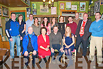 Listowel Badminton Xmas Party: Attendinng the Listowel Badminton club's Xmas party in John B. Keanes bar in Listowel on Friday night last were in front Junior Griffin, Betty Doolan, Mark Loughnane & Michelle Kearney. Back: Brian Hennessy, Rita McCarthy,Patrick Corridon, Katie Lawlor, Dolores Prendiville, Angela Dowd, Mairead Regan, Tom McEllogott, Donal Daly, James Sheahan & Kieran Gobbons.
