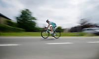 Heistse Pijl 2013<br /> <br /> Bianchi rider