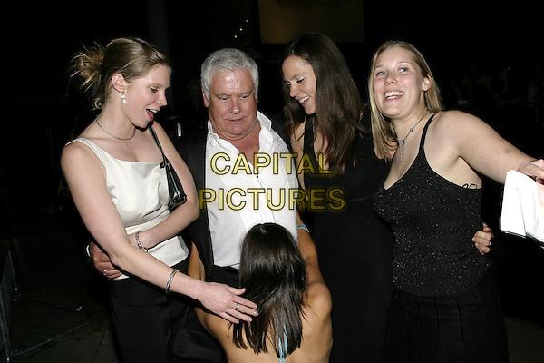 TOM OLIVER.National Television Awards.October 26th, 2004.half length, funny, blow job.www.capitalpictures.com.sales@capitalpictures.com.© Capital Pictures.