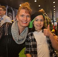 12-02-14, Netherlands,Rotterdam,Ahoy, ABNAMROWTT, Kids day<br /> Photo:Tennisimages/Henk Koster