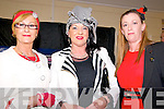 Fashion Show; Attending the North Kerry Makeover fashion show held at the Listowel Sports centre on Thursday night last were Eilish Stack, Betty McGrath & Tess White.