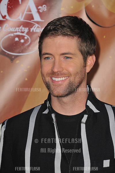 Josh Turner at the 2010 American Country Awards at the MGM Grand Garden Arena, Las Vegas...December 6, 2010  Las Vegas, NV.Picture: Paul Smith / Featureflash