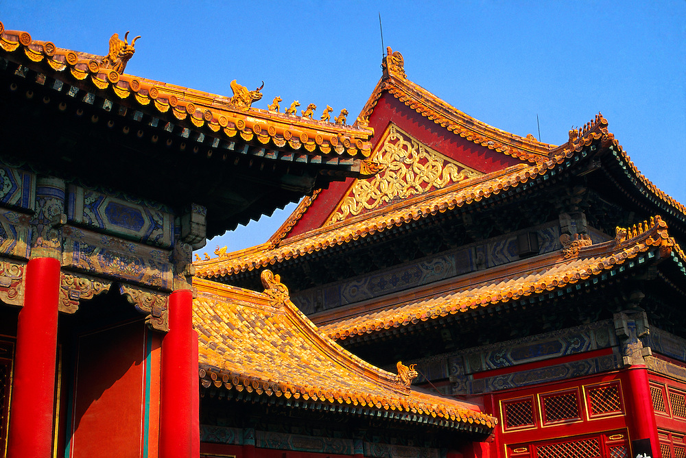 Forbidden City, Beijing, China Probably, the most famous ...  |Imperial Palace Forbidden City Beijing China
