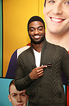 "Jelani Alladin attends then Broadway Family invite to The Final Dress Rehearsal Of Harvey Fierstein's ""Torch Song"" on October 8, 2018 at the Hayes Theatre in New York City."