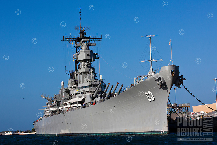 In September 1945, Japan formally surrendered to the United States and its WW II allies on the USS Battleship Missouri; the ship is now a public memorial at Pearl Harbor, Oahu