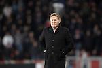 Nederland, Eindhoven, 31 maart 2012.Eredivisie.Seizoen 2011-2012.PSV-VVV 2-0.Ton Lokhoff trainer-coach van VVV geeft aanwijzingen