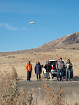 Rachid Dahnoun teaching drone photography in the field during Shooting the West 2018, Winnemucca, Nev.<br /> <br /> #ShootingTheWest XXX, #WinnemuccaNevada, #RachidDahnounPhoto, #Drones,