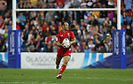 Glasgow 2014 Commonwealth Games<br /> Gareth Davies<br /> Wales v Samoa<br /> Ibrox Stadium<br /> <br /> 26.07.14<br /> ©Steve Pope-SPORTINGWALES